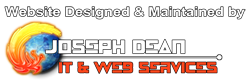 Joseph Dean IT & Web Services